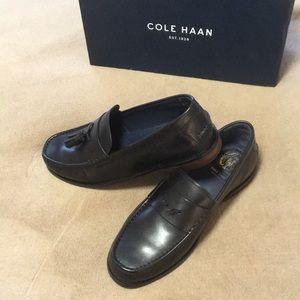 NIB Cole Haan men's tassel penny loafer